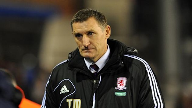 Middlesbrough manager Tony Mowbray insists he has no plans to leave the club