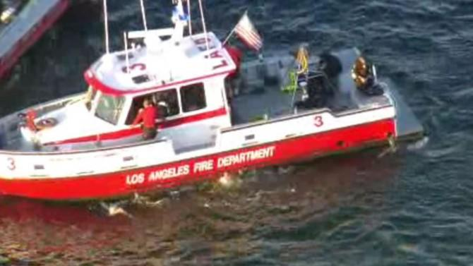 3 Were Aboard Planes That Collided In Midair Over Ocean Near Los Angeles