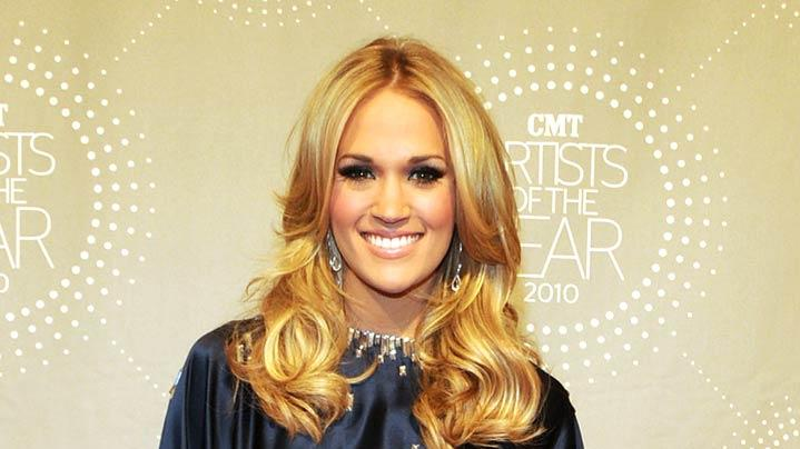 Carrie Underwood CMT ArtistOTY