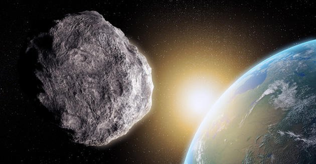 obliterating asteroid earth - photo #29