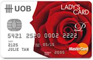 UOB ladies Card