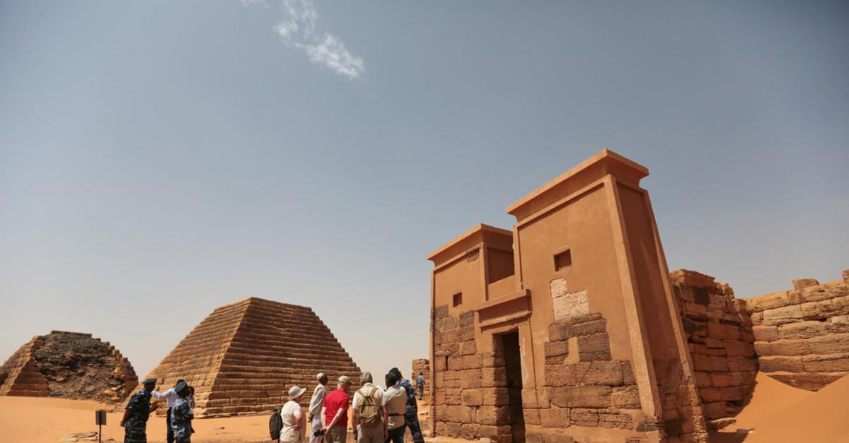 See the Pyramids of Sudan You Never Knew Existed