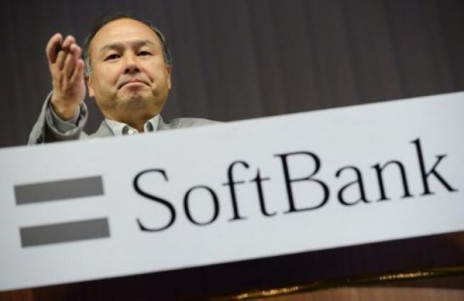 Softbank CEO on why he bought Sprint: 'I am a man and every man wants to be number one'