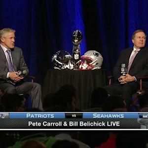 One thing Belichick and Carroll can learn from one another?
