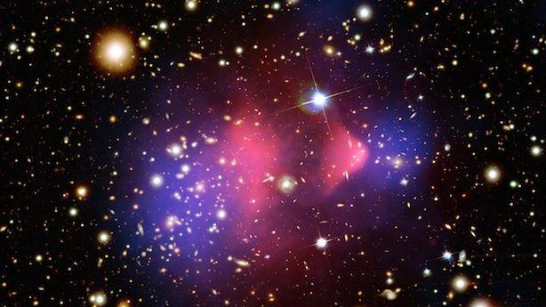 How Astronomers Detect Dark Matter; Scientists Produce Odorless Odors