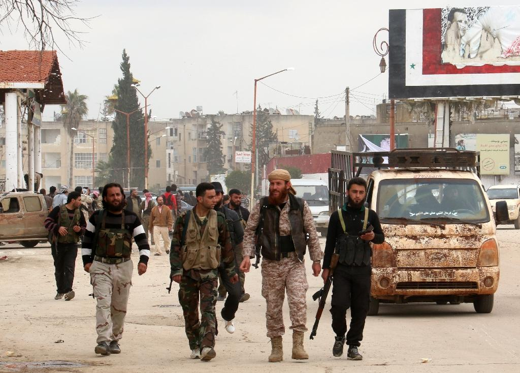 Qaeda in Syria calls for power-sharing in Idlib city