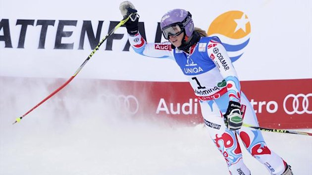 2013 Mondiaux Schladming Tessa Worley