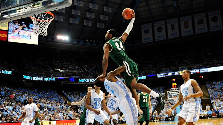 UAB v North Carolina