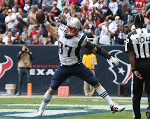 Gronk,top offensive player in fantasy and reality? (USAT)