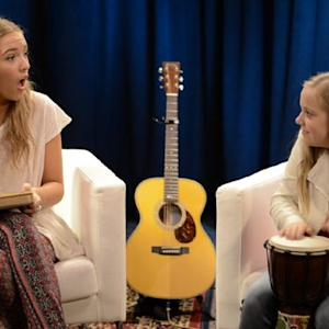 Can Lennon and Maisy Stella play these obscure instruments?