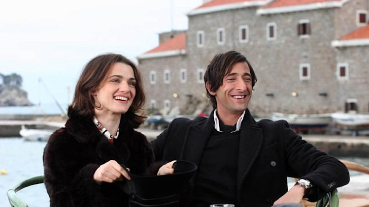 Rachel Weisz Adrien Brody The Brothers Bloom Production Stills Summit Entertainment 2008