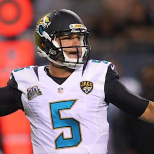 Jacksonville Jaguars quarterback Blake Bortles Preseason Week 2 highlights