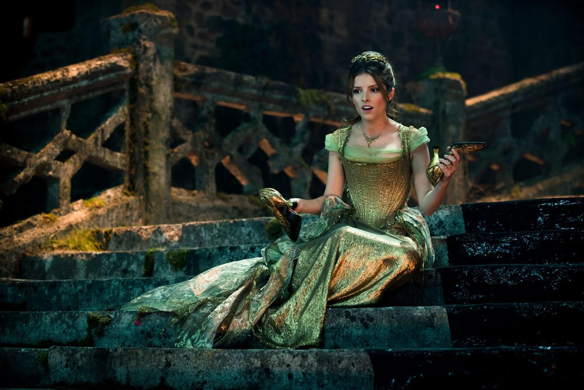 Review: Fairy-tale mash-up 'Into The Woods' feels stagebound and small as a movie