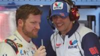 Dale Jr. reaffirms support for crew chief Greg Ives