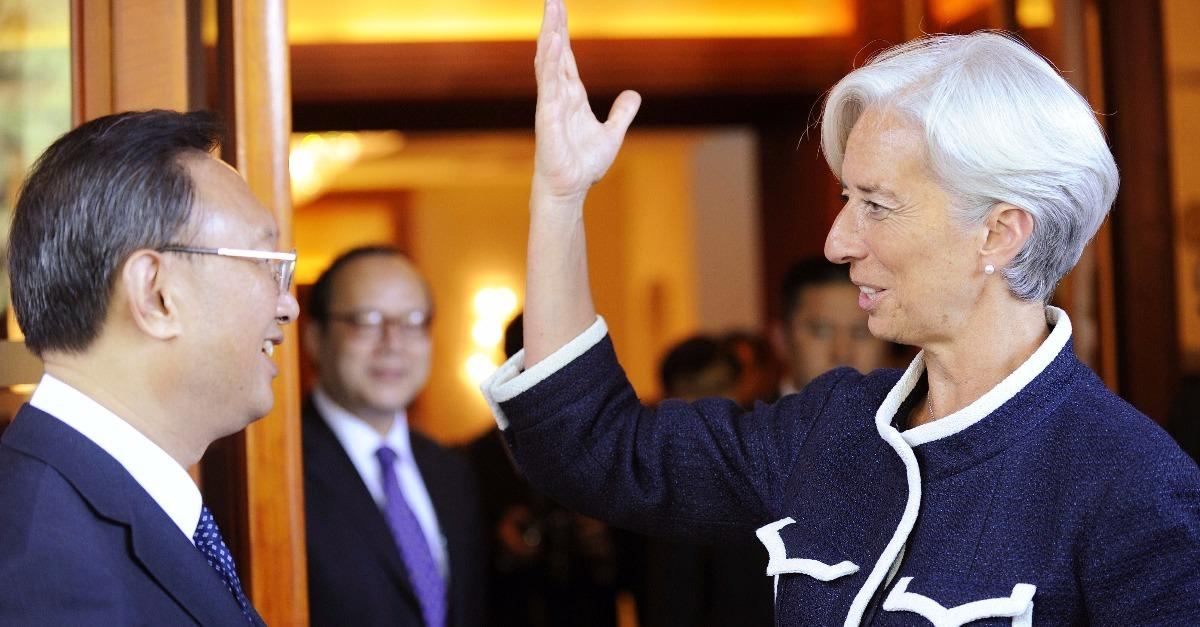 IMF Summit: China Declares War on U.S. Dollar