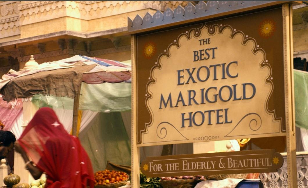 'The Second Best Exotic Marigold Hotel' Review: Pete Hammond Happily Checks In