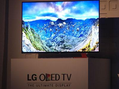 LG Unveils New OLED TVs With Voice and Google
