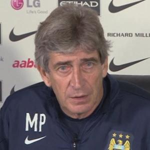 Man City's Pellegrini backs Toure