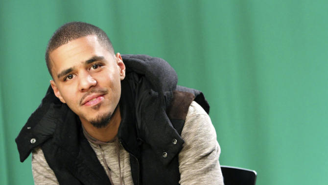 Rapper J. Cole apologizes for autism lyric