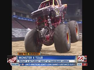 Monster Truck Tour