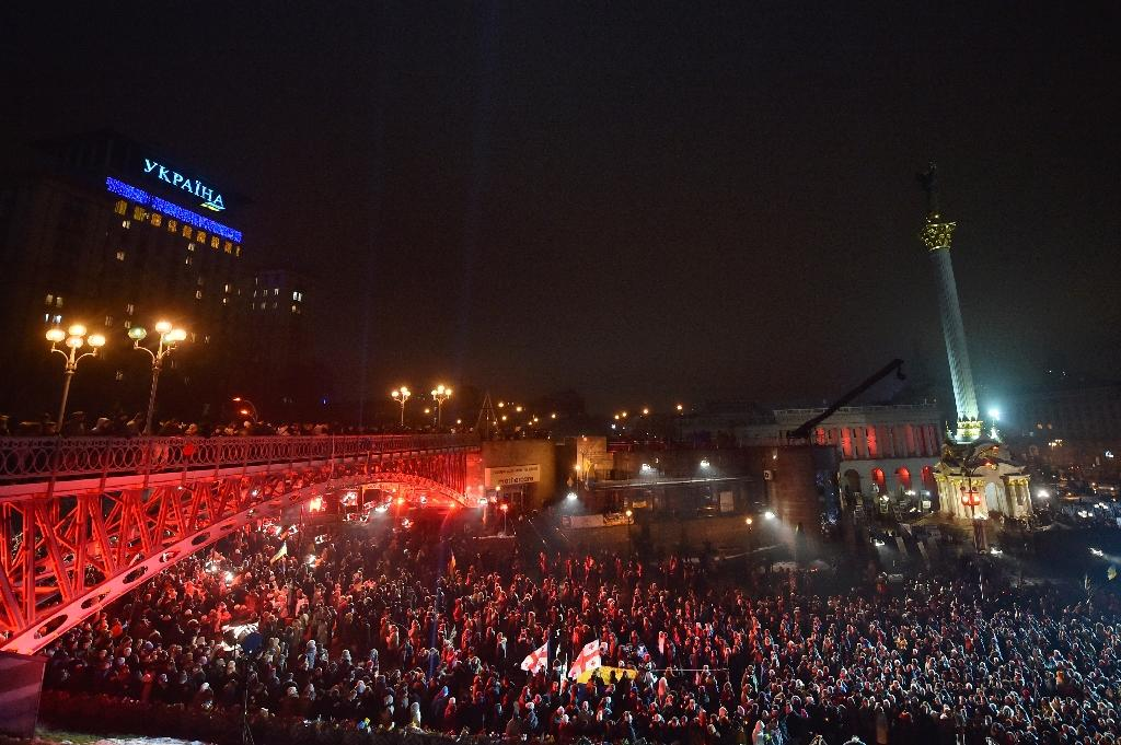 Kiev 'failed' to probe protest violence: Council of Europe
