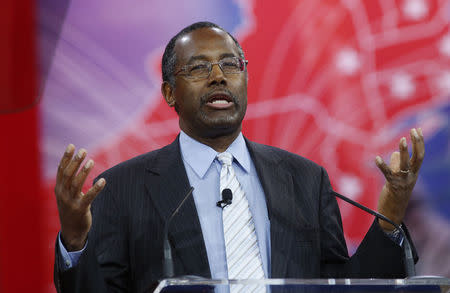Ben Carson creates committee to explore presidential bid: WSJ