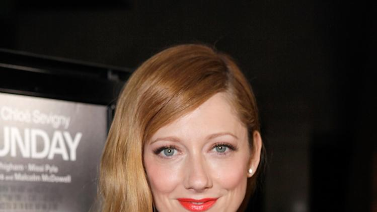 Barry Munday LA Premiere 2010 Judy Greer
