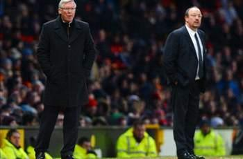 Sir Alex Ferguson happy with 'lucky' Chelsea draw and concedes Champions League exit 'took its toll'