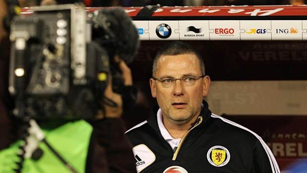 Craig Levein has reached an agreement with the SFA