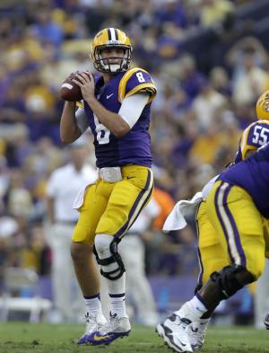 No. 6 LSU confident as SEC schedule begins