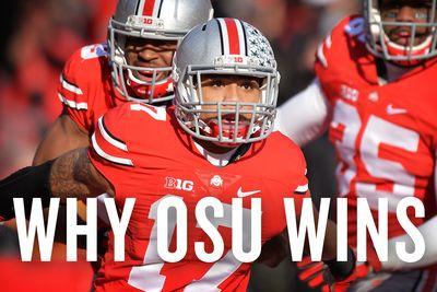 Why Ohio State can win the College Football Playoff
