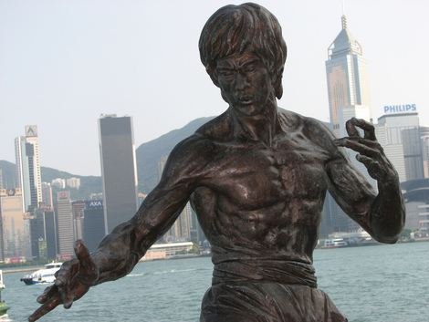 Bruce Lee vs. Wong Jac...