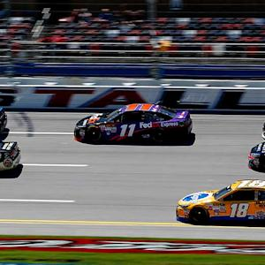Race Center: All bets are off in Talladega