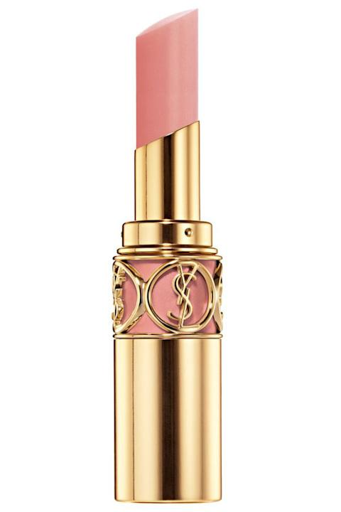 Yves Saint Laurent Rouge Volupté lipstick in Nude Beige