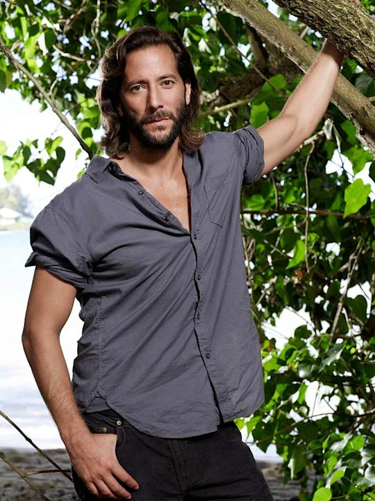 Henry Ian Cusick stars as Desmond in Lost.