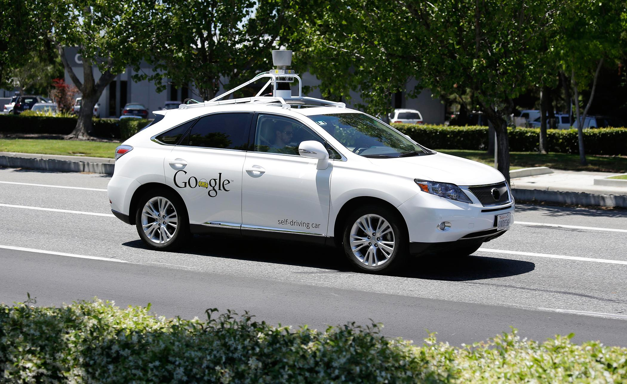Google Just Got a Patent for a Driverless Package Delivery System
