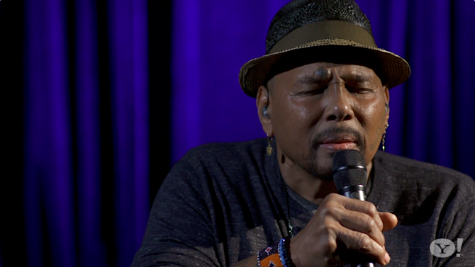 Aaron Neville: Goodnight My Love