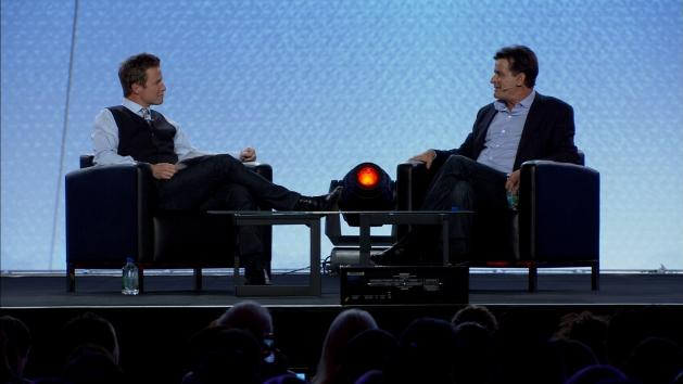 Access Hollywood's Billy Bush interviews Charlie Sheen in Los Angeles, June 13, 2012 -- Access Hollywood
