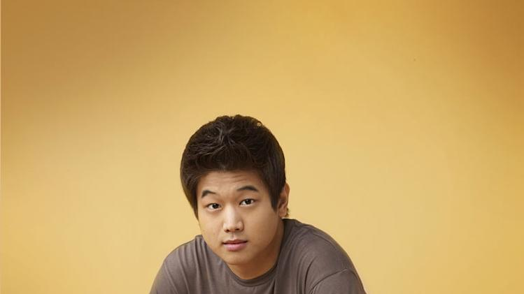 "Ki Hong Lee stars as Paul on ""The Nine Lives of Chloe King."""