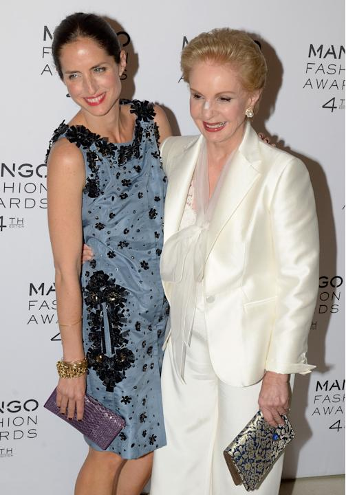 Mango Fashion Awards 2012 - Gala
