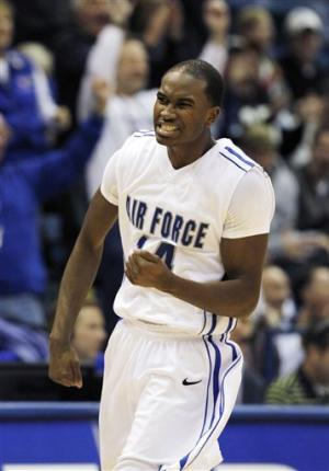 Air Force upsets No. 13 San Diego State 58-56