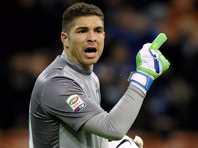 Carrizo keen for Inter chance