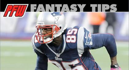 Week 16 WR tips: Patriots' Lloyd ready to erupt again