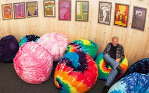 'Psylodelic' Museum Unearths Hippie Artifacts From Woodstock Era