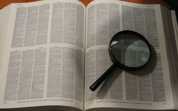 Notes on a Dictionary 'Scandal': The Truth About the Words Vanishing from the OED