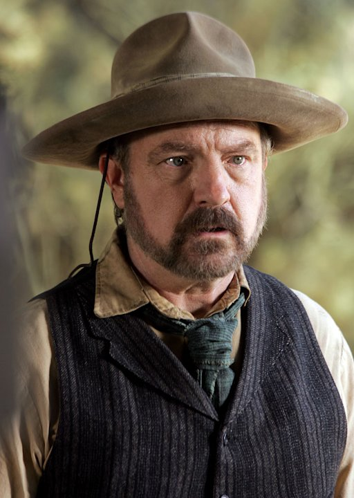 Jim Beaver stars in Deadwood on HBO.