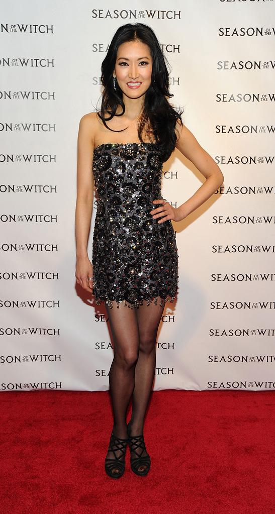 Season of the witch NY Premiere 2010 Kelly Choi