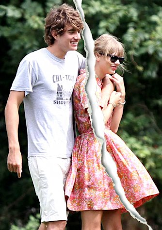 Taylor Swift, Conor Kennedy Split