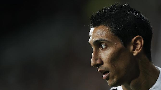 Man United signs Angel Di Maria for $99 million
