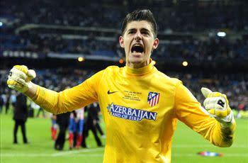Courtois eyes Barcelona Super Cup scalp